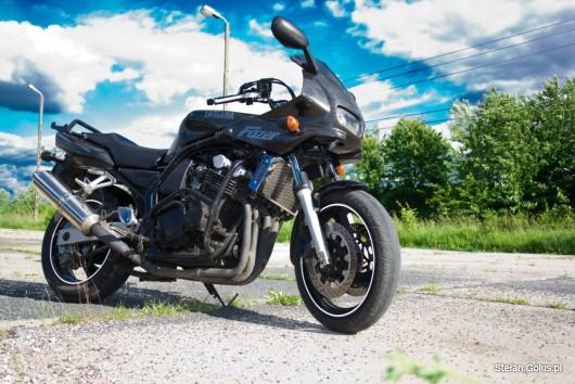 Yamaha Fazer FZS600